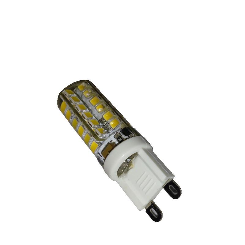 Lâmpada Led Halopim G9 3W Bivolt Branco Quente - RPC-COMMERCE