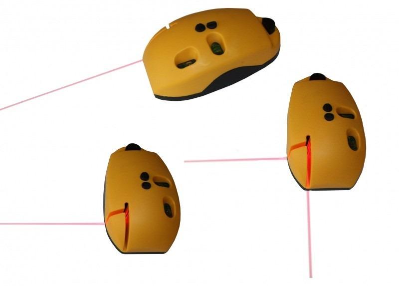 Nível a Laser Com Esquadro Feixe Horizontal e Vertical  - RPC-COMMERCE