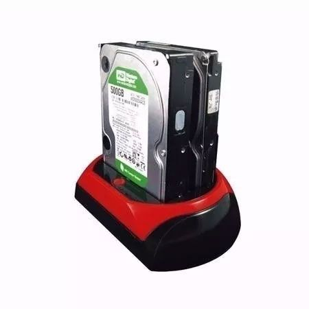 Case Hd All In 1 Hdd Docking Usb 2.0 2.5/3.5 E Ide 3.5 Sata  - RPC-COMMERCE