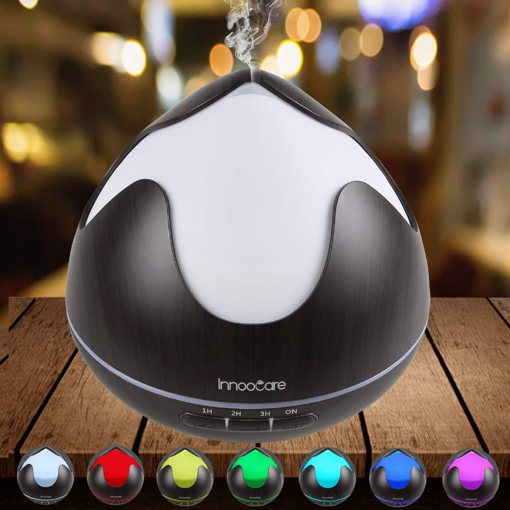 Difusor De Aromas Elétrico Aromatizador Umidificador luminária LED - RPC-COMMERCE