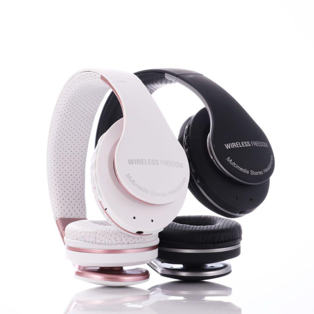 Fone De Ouvido Headphone Bluetooth Sem Fio Micro SD Fm BM211 - RPC-COMMERCE
