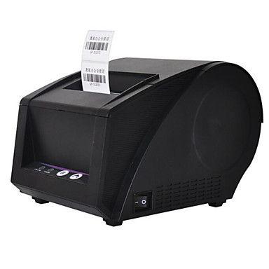 Impressora Térmica Código De Barras Etiquetas Qr Code 80mm - RPC-COMMERCE