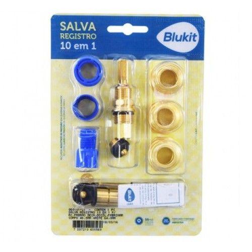 Kit Salva Registro 10 em 1 p/ reparo Deca, Docol, Fabrimar  - RPC-COMMERCE