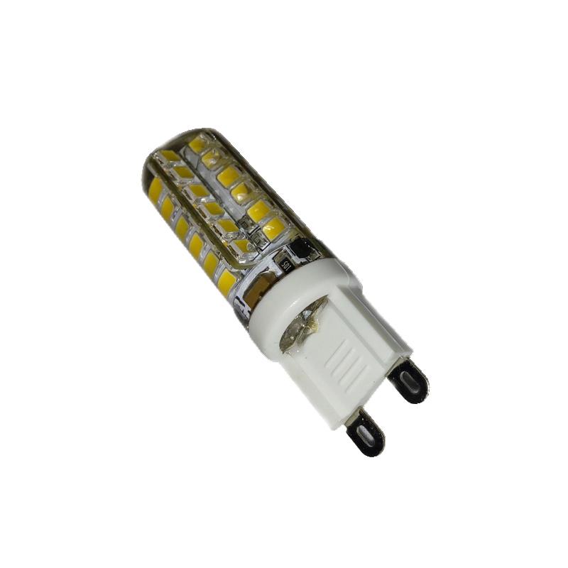 Lâmpada Led Halopim G9 5W 110V Branco Quente  - RPC-COMMERCE