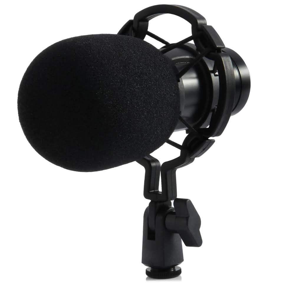 Microfone Estúdio Profissional Condensador Notebook Game - RPC-COMMERCE
