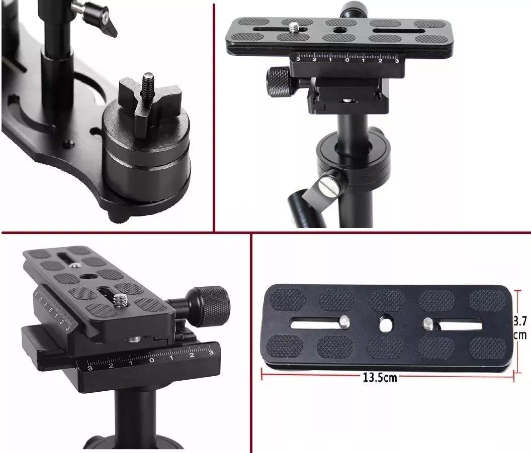Steadycam S40 - Estabilizador de Câmeras DSLR e Filmadoras  - RPC-COMMERCE