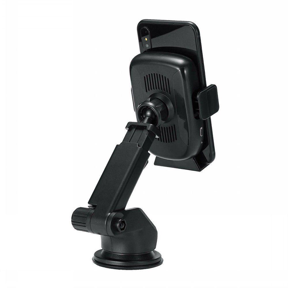 Suporte Carregador Sem Fio Wireless Iphone X 8 Samsung S8 S9 - RPC-COMMERCE