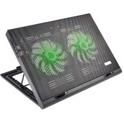 Base p/ Notebook Power Cooler Gamer LED Luminoso AC267 Multilaser