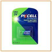 Bateria Lithium CR2 3V 850MAH 15,6X27mm Pkcell
