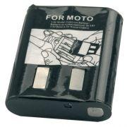 Bateria p/ Rádio Talkabout / Motorola 3,6V 600mAh