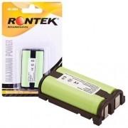 Bateria p/ Telefone Panasonic 2,4V 1500Mah NIMH HHR-P513 Rontek