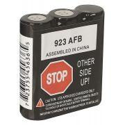 Bateria P/ rádio comunicação NiCd 7,2V 600mAh