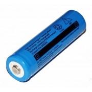 Bateria recarregável Li-ion 18650 3.7V 2600mAh