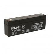Bateria Selada 12V 2,2AH Rontek