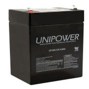 Bateria Selada 12V 4,5AH Unipower - UP1245