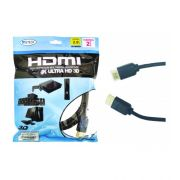 Cabo HDMI 2.0 4K Ultra HD 2,0mts All Tech