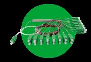 Cabo Óptico com Divisor PLC (Splitter) 1x32 SC/APC XFS 1322 Intelbras