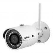 Câmera IP VIP 3430 W WI-FI Corporativo Bullet 4MP/3.6mm Intelbras
