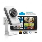 Camêra IP WiFi Plug and Play 1.0MP ONVIF 2.8mm SE137 Multilaser