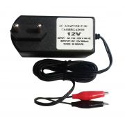 Carregador de Bateria Selada 12V 800MAH BI-VOLT