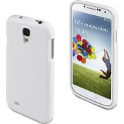 Case p/ Sansung Galaxy S4 Branco Brilhante