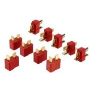 Conector Deans P/ Bateria Li-po Par