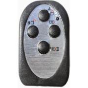 Controle Remoto p/ Portão Eletrônico Code Learn 4B Preto