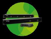 Conversor Estatico Video Balun 8 Canais VBP 08C Intelbras