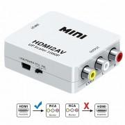 Conversor HDMI X RCA All Tech