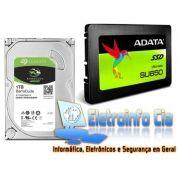 Escolha: HD / SSD