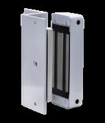 Fechadura Eletroimã FE 20150 C/Sensor Prata Automatiza