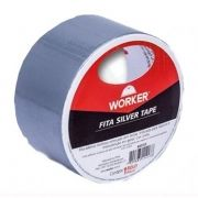 Fita Silver Tape Multiuso 45mmX5m Worker