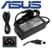 Fonte P/ Notebook Asus X44c K43e K43u A43e X54 X53 X52 19v 3,42A