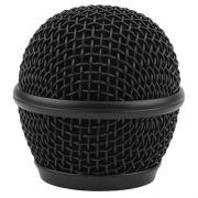 Grade de Proteção Preta P/ Microfone