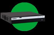 Gravador Digital de Imagem DVR MHDX 3108 Multi-HD com HD 2TB Intelbras