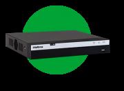 Gravador Digital de Imagem DVR 16 Canais MHDX 3116 c/ HD 2Tb Intelbras
