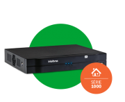 Gravador Digital de Imagem NVD 1216 com HD 2TB Intelbras