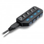 HUB USB 3.0 SUPER SPEED AC264 MULTILASER