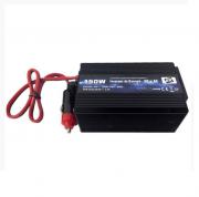 Inversor de Onda Modificada 12V p/ 127V / USB 150W Up Car