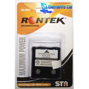 Kit c/ 3 Baterias p/ Radio Motorola / Intelbras Talkabout BP38 4,8V 700mAh Rontek
