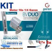 Kit Motor Basculante Duo 1/4 (16 Segundos) Garen