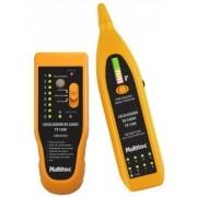 Kit Testador Localizador de Cabos TX 1500 Multitoc