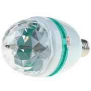 Lâmpada Giratória de Leds Coloridos (SQJG-D50429)