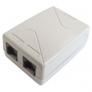 Micro Filtro ADSL 2 saidas Splitter Multitoc