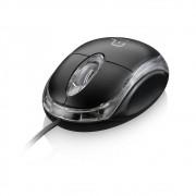 Mouse Óptico Classic USB Preto MO007 Multilaser