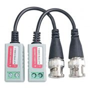 Par Conector Balun Passivo HD (CVI/TVI/AHD) Security Parts