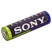 Pilha Alcalina AA 1,5V c/ 2 unidades Sony