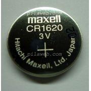 Pilha botão 3V 60mAh 16x2,0mm CR1620