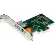 Placa de Som PCI Express 6CH 5.1 GA140 Multilaser