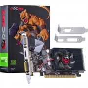 Placa de Vídeo  1GB DDR2 64 Bits Low Profile 8400GS Geforce Nvidia